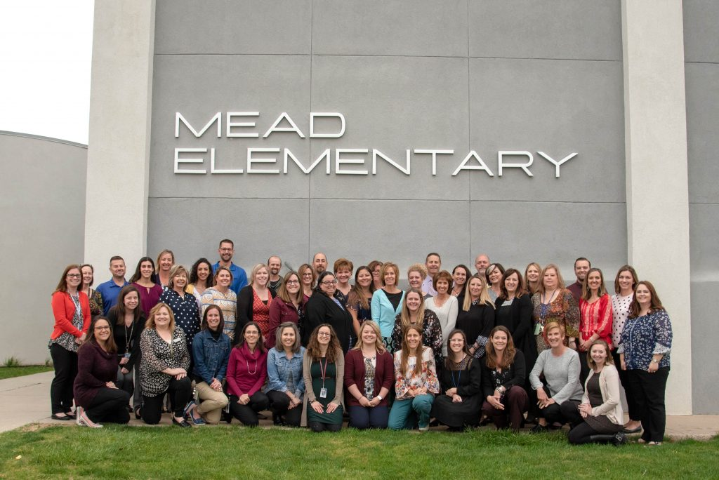 Mead Elementary School Staff